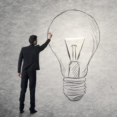 create a bright idea