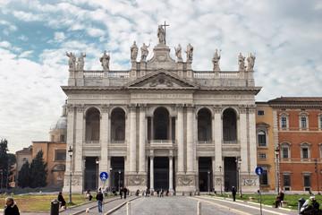 Archbasilica of St. John Lateran in Rome