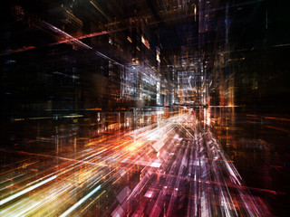 Lights of Future City