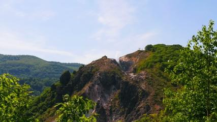 登別地獄谷の噴気孔_03