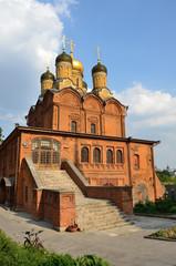Знаменский собор на Варварке, город Москва