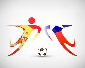 Fußball - Spanien gegen Chile