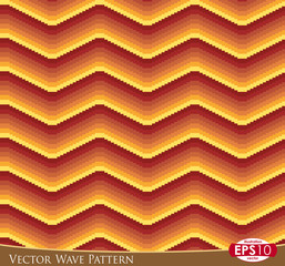 Vector Wave Pattern C