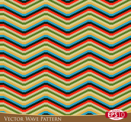 Vector Wave Pattern D