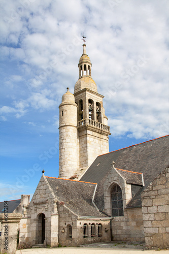 Zdjęcie XXL Saint-Tugdual Church of Combrit Sainte Marine in Finistère