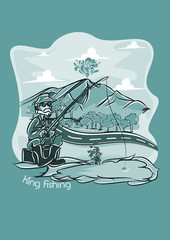 King Fishing