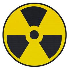 danger de radioactivité