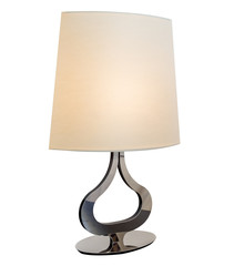 Modern classic luminaire. For the bedroom.