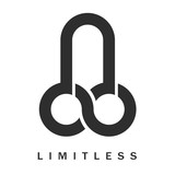 Penis- Limitless symbol icon, vector poster