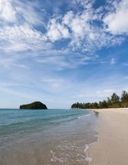Kelambu beach borneo malaysia