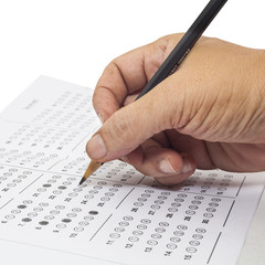 The competitive exams to measure learning.