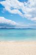 沖縄の海 21世紀の森ビーチ