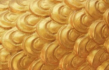 abstract Seamless pattern look like lizard or dragon skin