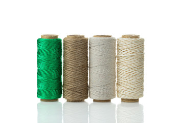 Synthetic, jute,cotton and sisal twine