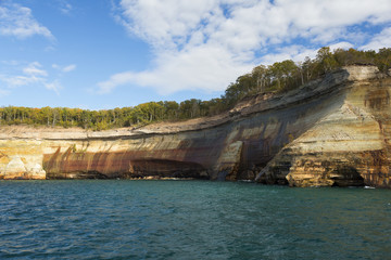 Lake Superior Pictured Rocks