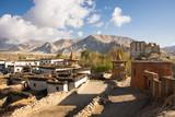 Tsarang village, Upper Mustang, Nepal