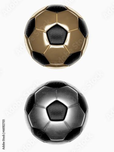 Isolate soccer ball