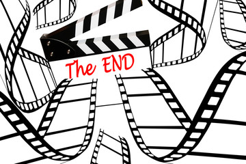 Movie - The END - Film