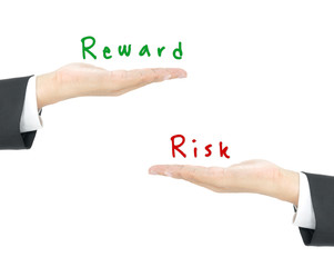 High reward vs Low risk
