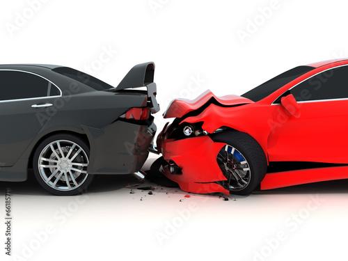 Car crash - 66185711