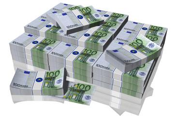 € 100 mazzette