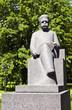 Rudolfs Blaumanis Sculpture in Riga