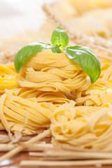 Fettucine bolognesi