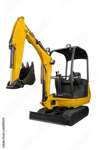 Small excavator - 66190529