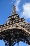 Fototapeta Eiffel Tower - W Paryżu © Pio Si