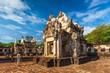 Sadok Gok Thom stone castle at Sakaeo province, Thailand.