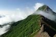 夏の赤岳(八ヶ岳)