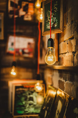 bulbs and pictures