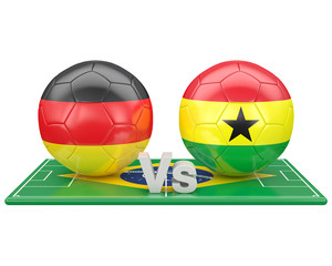 Match du groupe G, coupe du monde 2014