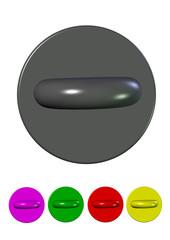 çevrilen buton
