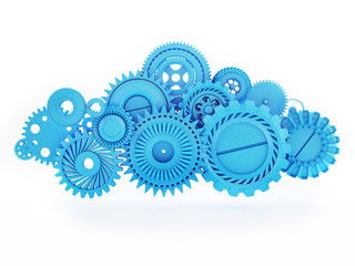 Cloud made of Gears, Mobile Cloud Computing