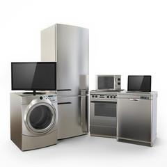 Electronics Gadgets Tv Fridge Microwave Washer Electric Laptop