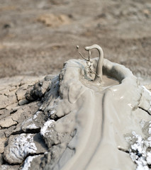 Macalube. Mud Volcanoes in Sicily
