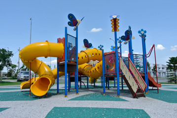 Children Playground in Seremban