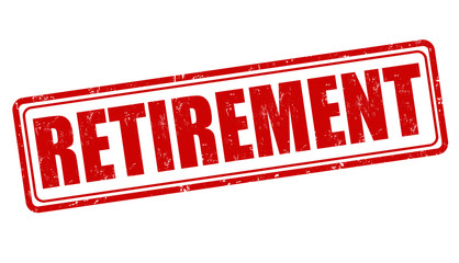 Retirement stamp