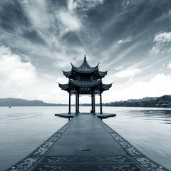China Hangzhou West Lake Landscape