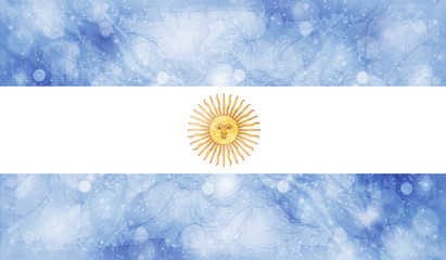 アルゼンチン 国旗 国