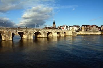 The Netherlands Maastricht St. Servatius Bridge