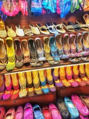 shoes by arabic