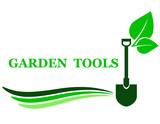 garden tool background