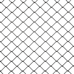 3d Wire Fence Black Plastic