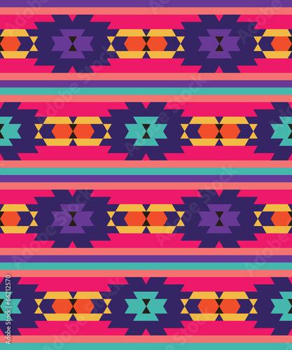 Tribal seamless pattern - 66212570
