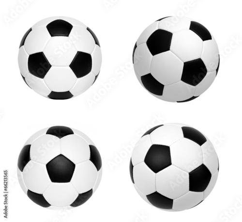 Leinwanddruck Bild soccer ball