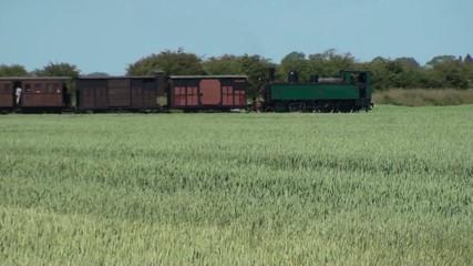 Train touristique de la Baie de Somme (80)