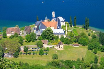 Abbaye Royale de Hautecombe, Savoie