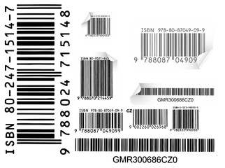barcode icons